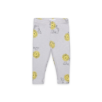 Bobo Choses Pet A Lion AOP Baby Leggings