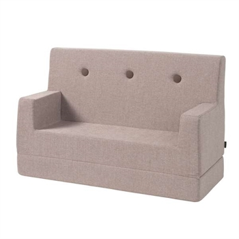 by KlipKlap KK Sofa - Soft Rose
