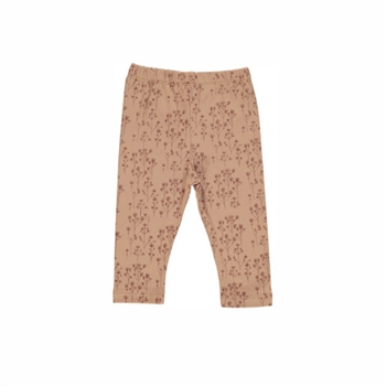GRO Terracotta Baby Leggings