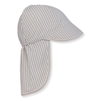 Konges Sløjd Aster UV Hat - Light Blue Stripe
