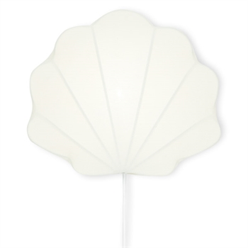 Konges Sløjd Clam Fabric Lamp - Mint