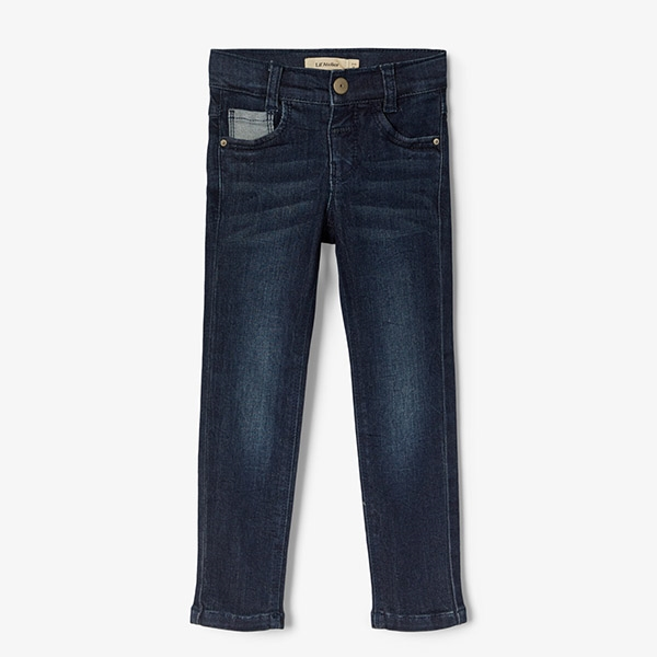 Lil\' Atelier Denim Bukser - Dark Blue