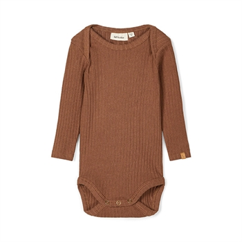 Lil' Atelier Rib Body - Partridge