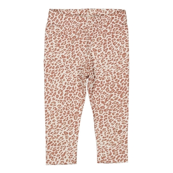 MarMar Rose Brown Leo Leggings