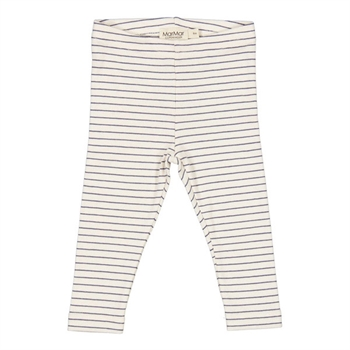 MarMar Blue Stripe Modal Leggings