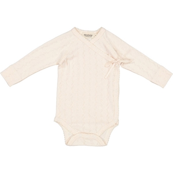 MarMar Delicate Rose Pointelle Newborn Body