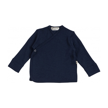 Minimalisma Also Wrap Cardigan - Navy