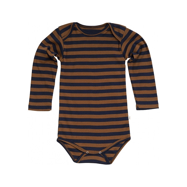 Minimalisma Nebel Body - Amber/Blue Striped