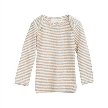 Serendipity Oat/Offwhite Baby Blouse