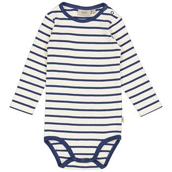 Wheat Cool Blue Stripe Body