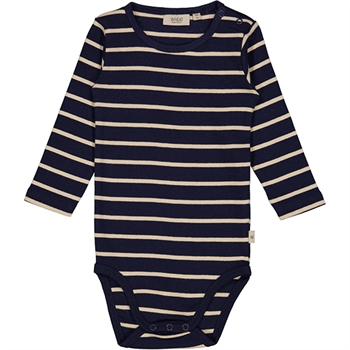 Wheat Marina Stripe Body