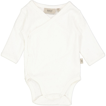 Wheat Ivory Pointelle Newborn Body